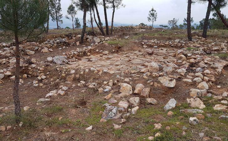 Resultados da 1ª fase do projeto de investigação e valorização patrimonial da Lomba do Canho