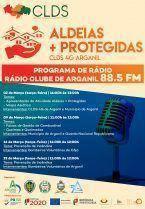 Aldeias + Protegidas CLDS 4G: Programa de rádio na Rádio Clube de Arganil