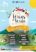 """Férias de Verão """"Na Vila e no Campo"""""""