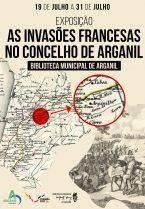 Exposição documental da passagem das Invasões Francesas pelo concelho de Arganil