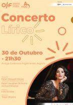 Orquestra Sem Fronteiras apresenta – Concerto Lírico com a soprano Inês Simões
